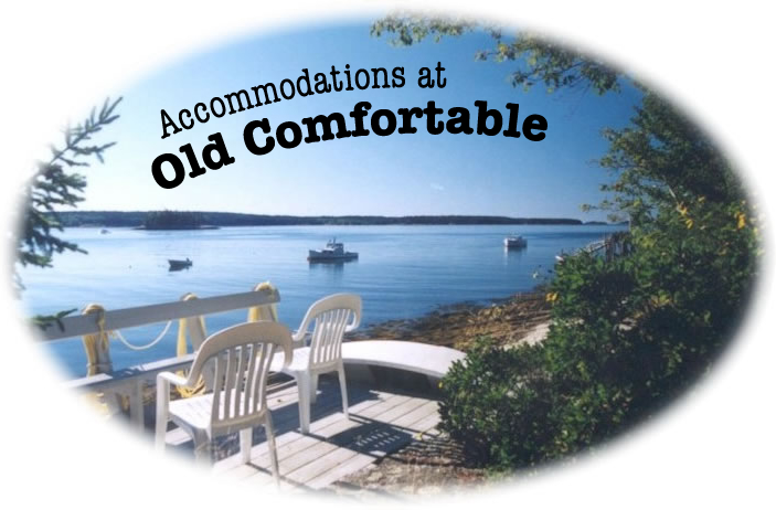 Accommodations at Old Comfortable